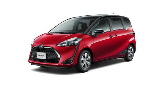 ミニバン販売台数ランキング上位!トヨタの人気コンパクトミニバン「シエンタ」のおすすめグレード