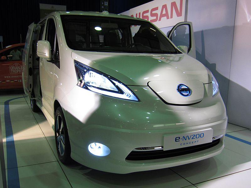 日産 e-NV200