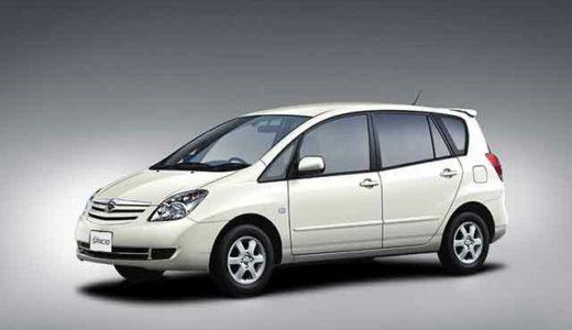 コンパクトで扱いやすいトールワゴン「トヨタ カローラスパシオ」を解説!中古で購入するのはアリ?